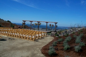 Coastal Canyon Events Wedding Location